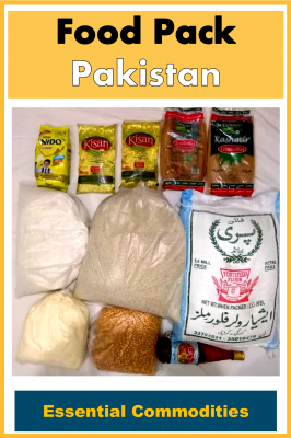 Food Pack - Pakistan