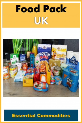 Food Pack - UK